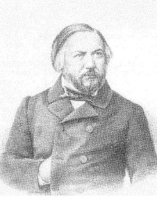String Quartet in D Major: partes by Mikhail Glinka