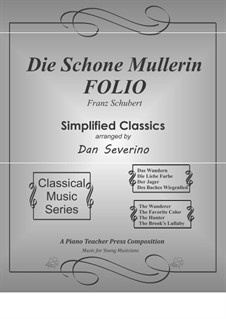 Excerpts: Para Piano by Franz Schubert