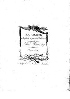 Symphony 'La chasse', Op.25: Symphony 'La chasse' by Paul Wranitzky