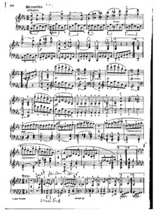 Sonata for Piano No.19 in C Minor, D.958: Movimentos III, IV by Franz Schubert