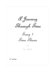 A Journey Through Time (2nd edition): No.01 - Time Theme by Joy Slade