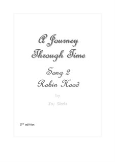 A Journey Through Time (2nd edition): No.02 - Robin Hood by Joy Slade