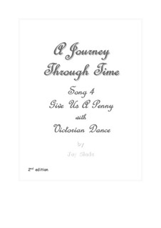 A Journey Through Time (2nd edition): No.04 - Give Us A Penny and Victorian Dance by Joy Slade