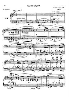 Douze études dans tous les tons mineurs (Twelve Etudes in All the Minor Keys), Op.39: Estudo No.9 by Charles-Valentin Alkan