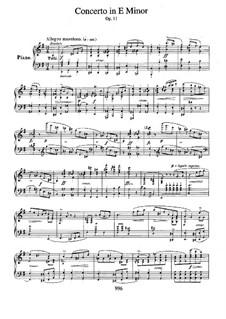Complete Concerto: versão para piano by Frédéric Chopin