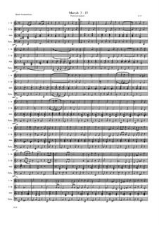 Marsch 3 - 15: Marsch 3 - 15 by Friedrich Gross