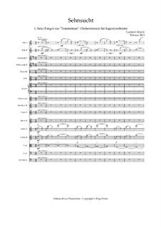 Dream Dances - Orchestral Suite - C.PiqueDame: Movimento I ânsia (Tango) – score, Op.040411 by Carmen Hoyer