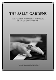 Down By the Sally Gardens: Para piano solo by folklore