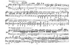 Songs and Romances, Op.86 No.2-6 Op.99: para piano de quadro mãos by Felix Mendelssohn-Bartholdy