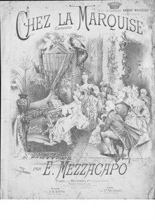 Chez la Marquise: Chez la Marquise by Eduardo Mezzacapo