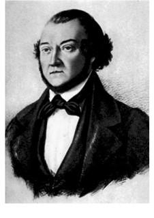 Symphonic Picture 'The Tempest': partituras completas, partes by Alexander Alyabyev