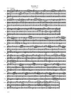 Sonatine 4: Sonatine 4 by Friedrich Gross