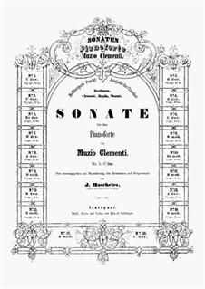 Two Sonatas , Op.34: Sonata No.1 by Muzio Clementi