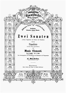 Two Capriccios, Op.47: set completo by Muzio Clementi