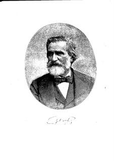 The Lombards on the First Crusade: arranjos para solistas, coral e piano by Giuseppe Verdi