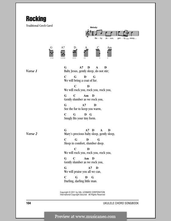 Rocking: para ukulele by folklore