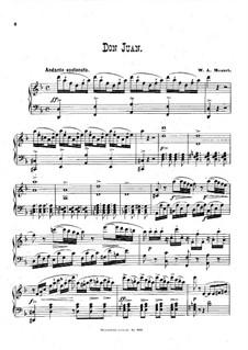 Fragments: fantasia para piano by Wolfgang Amadeus Mozart