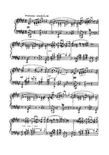 Sonata for Piano No.4, Op.30: movimento II by Alexander Scriabin