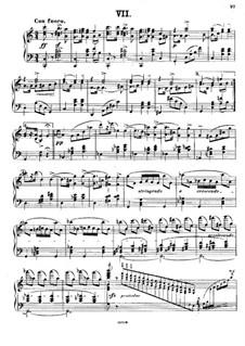 Polish National Dances, Op.3: Dance No.7 by Xaver Scharwenka