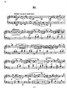 Polish National Dances, Op.3: Dance No.11 by Xaver Scharwenka