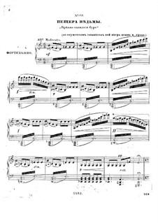 Rogneda: Act V. Arrangement for soloists, choir and piano by Alexander Serov
