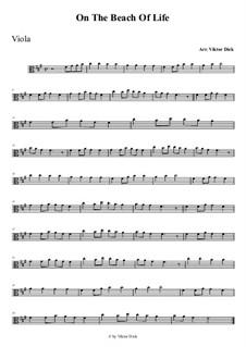 Lost in Wonder Love and Praise: para viola by folklore