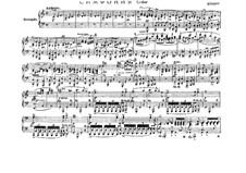 Symphony No.9 in C Major 'The Great', D.944: arranjos para piano de quatro mãos by Franz Schubert