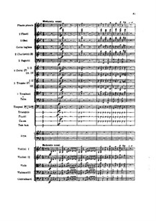 Fatum. Symphonic Fantasia, TH 41 Op.77: Partitura completa by Pyotr Tchaikovsky