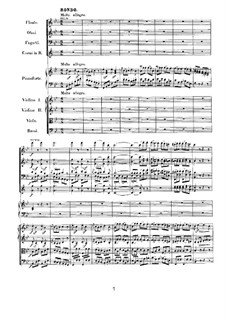 Concerto for Piano and Orchestra No.2, Op.19: movimento III by Ludwig van Beethoven