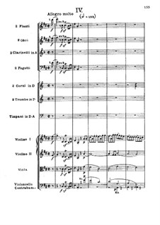 Symphony No.2, Op.36: Movimento IV by Ludwig van Beethoven