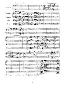 Fragments: movimento II by Ludwig van Beethoven