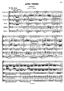 The Pretended Simpleton, K.51: Ato III by Wolfgang Amadeus Mozart