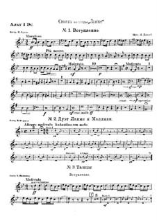Suite: partes by Léo Delibes