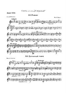 Suite from Ballet 'Esmeralda': set completo by Riccardo Drigo
