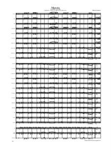 Maresía - Pasodoble pasacalle, ML 20: Maresía - Pasodoble pasacalle by Marco Lourenço