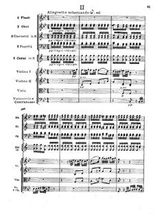 Movement II: partitura completa by Ludwig van Beethoven