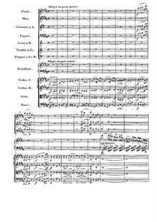 Fragments: movimento II by Ludwig van Beethoven