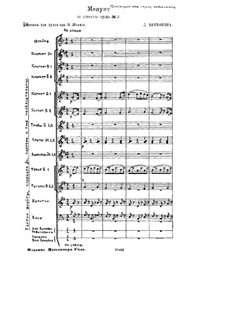 Sonata for Piano No.20, Op.49 No.2: Minuet, for wind orchestra by Ludwig van Beethoven