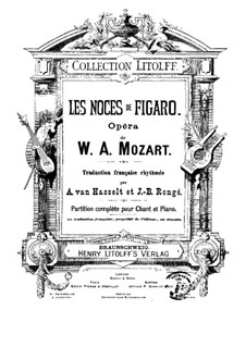 Complete Opera: para solistas,coral e piano by Wolfgang Amadeus Mozart