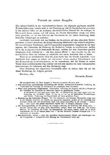 Complete set, BWV 772-786: Arrangement for Piano by F. Busoni by Johann Sebastian Bach