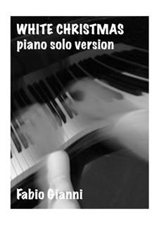White christmas - jazz version: White christmas - jazz version by Fabio Gianni