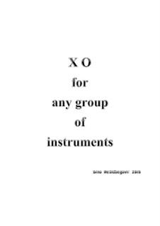 X O: X O by Dino Residbegovic