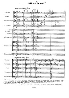 Fragments: Act III. No.11-15 by Mikhail Glinka