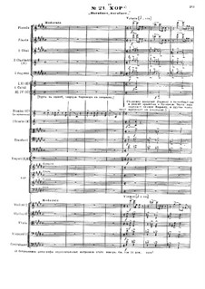 Fragments: Act IV. No.21-22 by Mikhail Glinka