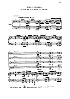 No.24 Surely, He Hath Borne Our Grieves: No.24 Surely, He Hath Borne Our Grieves by Georg Friedrich Händel