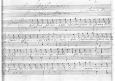 La Calisto: ato I by Pietro Francesco Cavalli