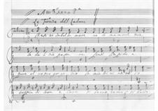 La Calisto: Ato III by Pietro Francesco Cavalli
