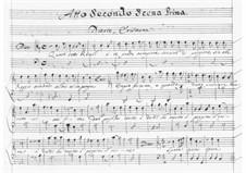 L'Erismena: Ato II by Pietro Francesco Cavalli