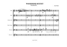 Woodwind Sextet: Woodwind Sextet by Gary Mosse