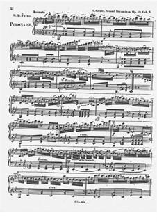 Second Décameron Musical: livro V by Carl Czerny